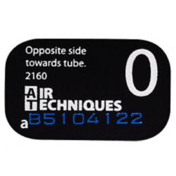 Placa Fosfórica 0 (2u) - Air Techiques